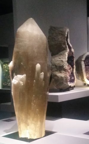 Mineralogy museum Paris