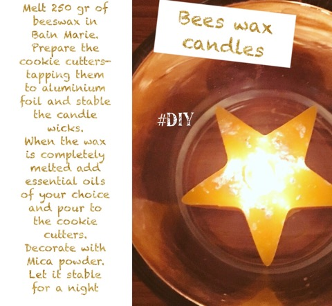 paz by nature beeswax candels