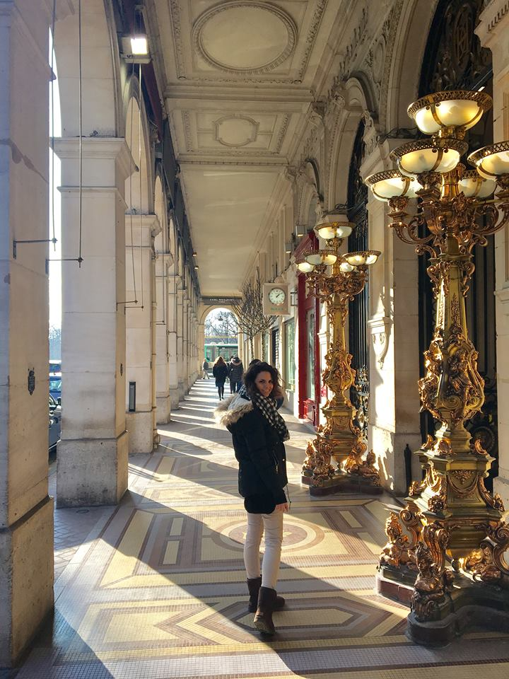 Paris & Aromatherapy