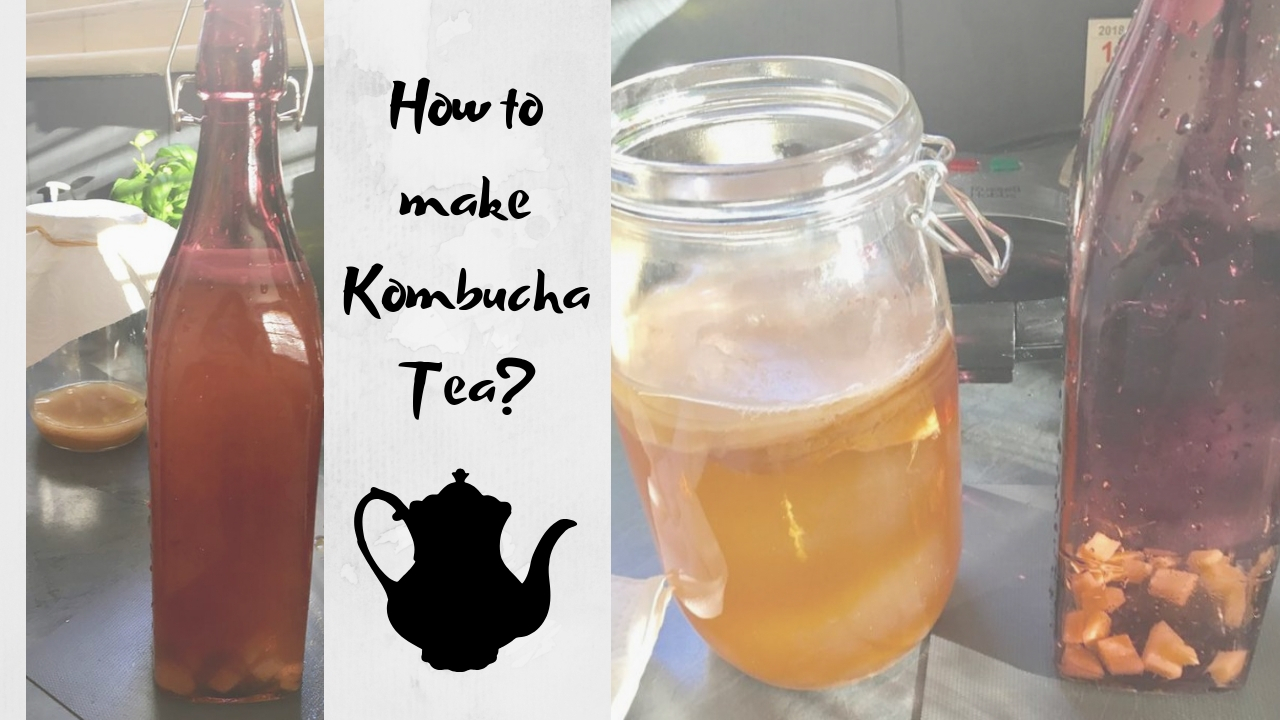 Have You Tried Kombucha Tea?
