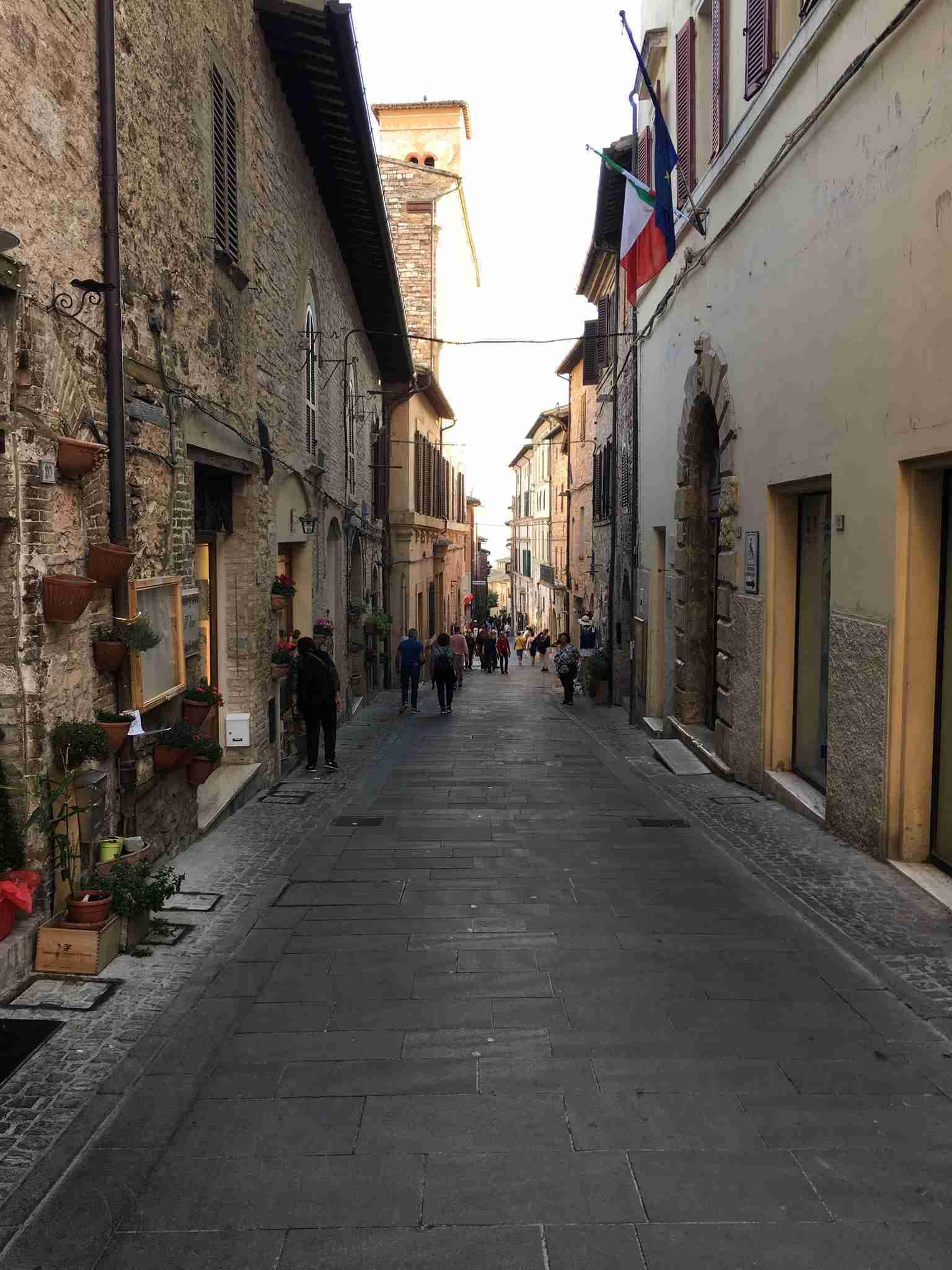 Umbria, spello