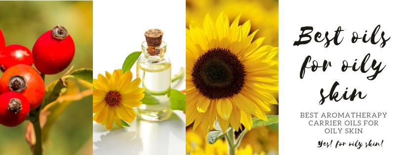 Base oils for oily skin